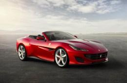 ferrari portofino cabrio cabriolet hard-top gt v8 motoren turbo achtzylinder beschleunigung technologie