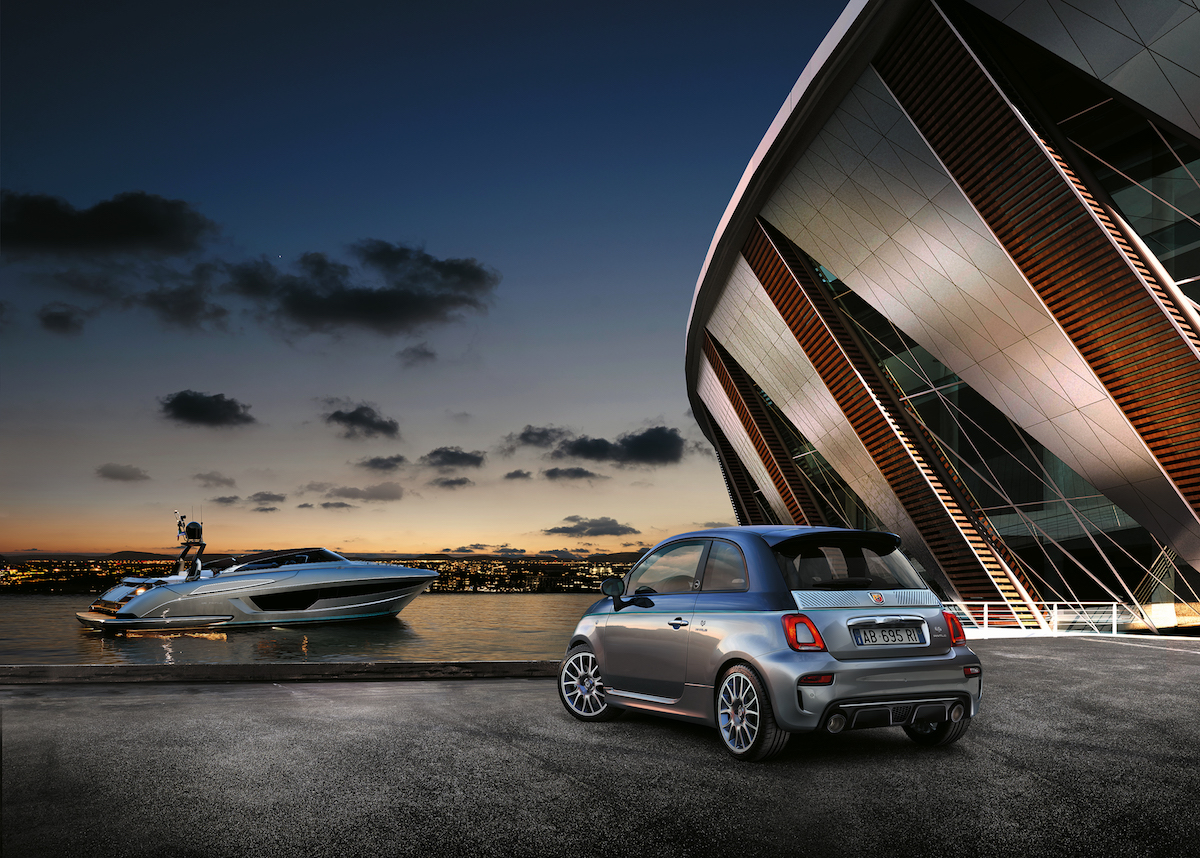 abarth 695 rivale limitiertes sondermodell modelle limousine cabriolet exklusiv
