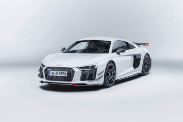 audi r8 sport performance parts dynamics handling sports car components carbon fiber improve downforce aero kits