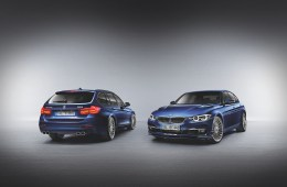 bmw alpina b3 s biturbo models new high-performance engine all-wheel-drive power driving automatic transmission
