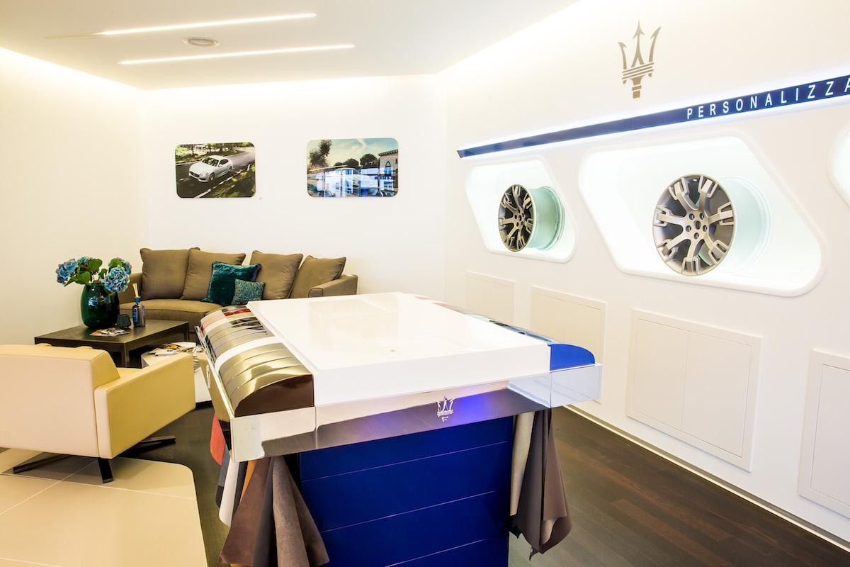 maserati vertretung maserati-vertretung schweiz luzern showroom premium luxus modelle sportwagen quattroporte
