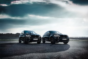 bmw x5 x6 m black fire special editions sports activity vehicle cars models