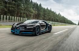 bugatti chiron rekord geschwindigkeitsrekord speedrekord weltrekord geschwindigkeit fahrzeug sportwagen