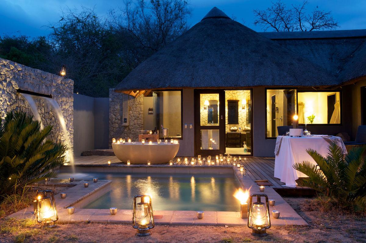 luxus reisen urlaub afrika traumreisen luxus-hotels lodges südafrika seychellen spa