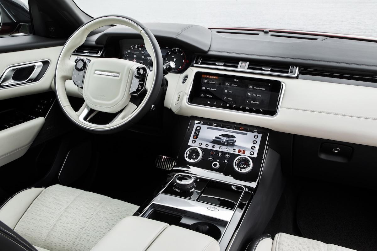 range rover velar suv sports utility vehicle geländewagen offroad allradantrieb modelle fahrzeuge turbo