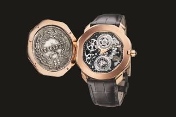 bulgari luxury watches watch timepieces high jewellery timepieces unique rare tourbillon pink gold
