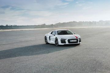 audi r8 v10 rws coupe spyder limitiert limitierte sonderserie modelle modellvarianten v10-mittelmotor deutschland