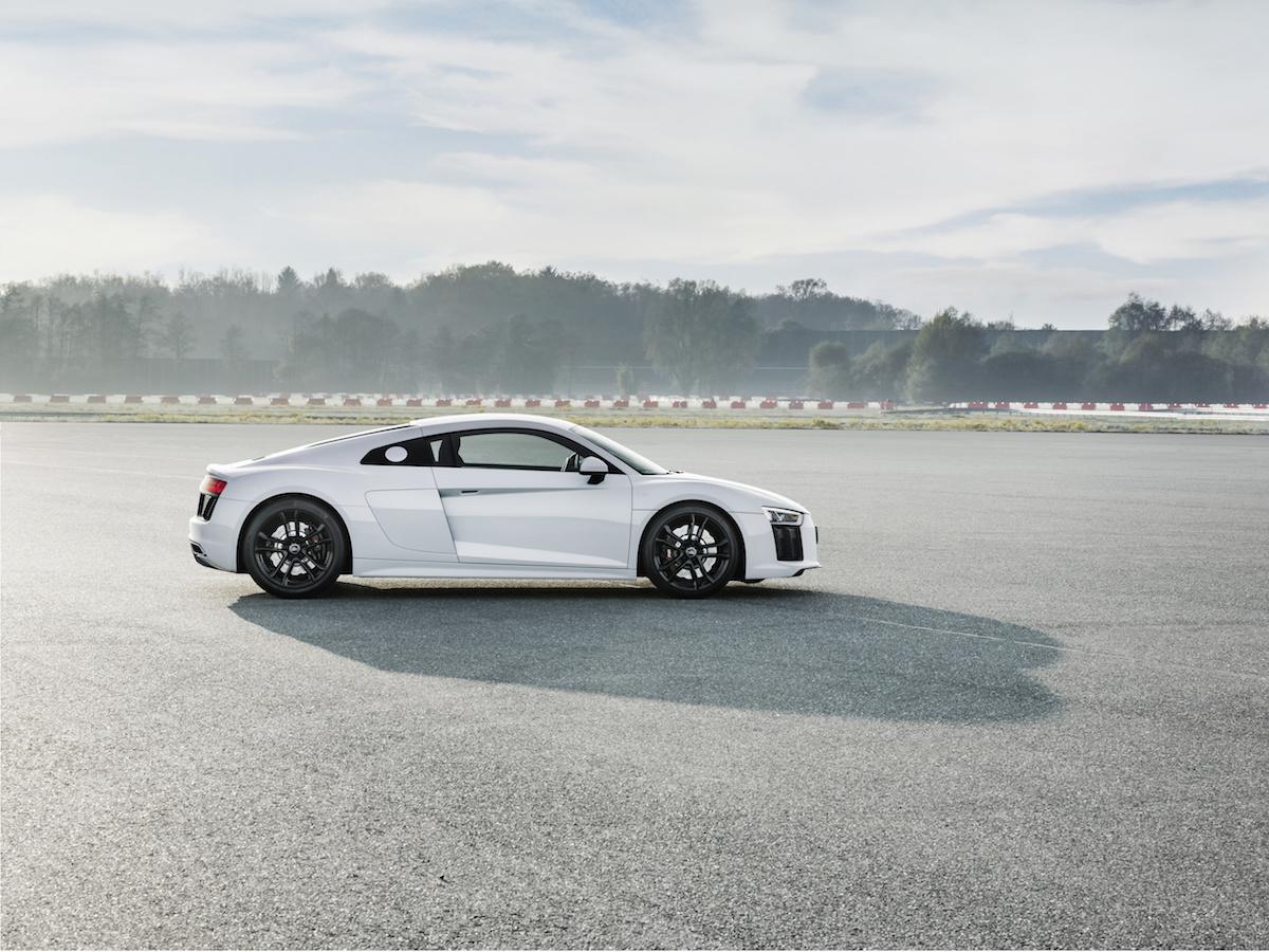 audi r8 v10 rws coupe spyder limitiert limitierte sonderserie modelle modellvarianten v10-mittelmotor deutschland preise