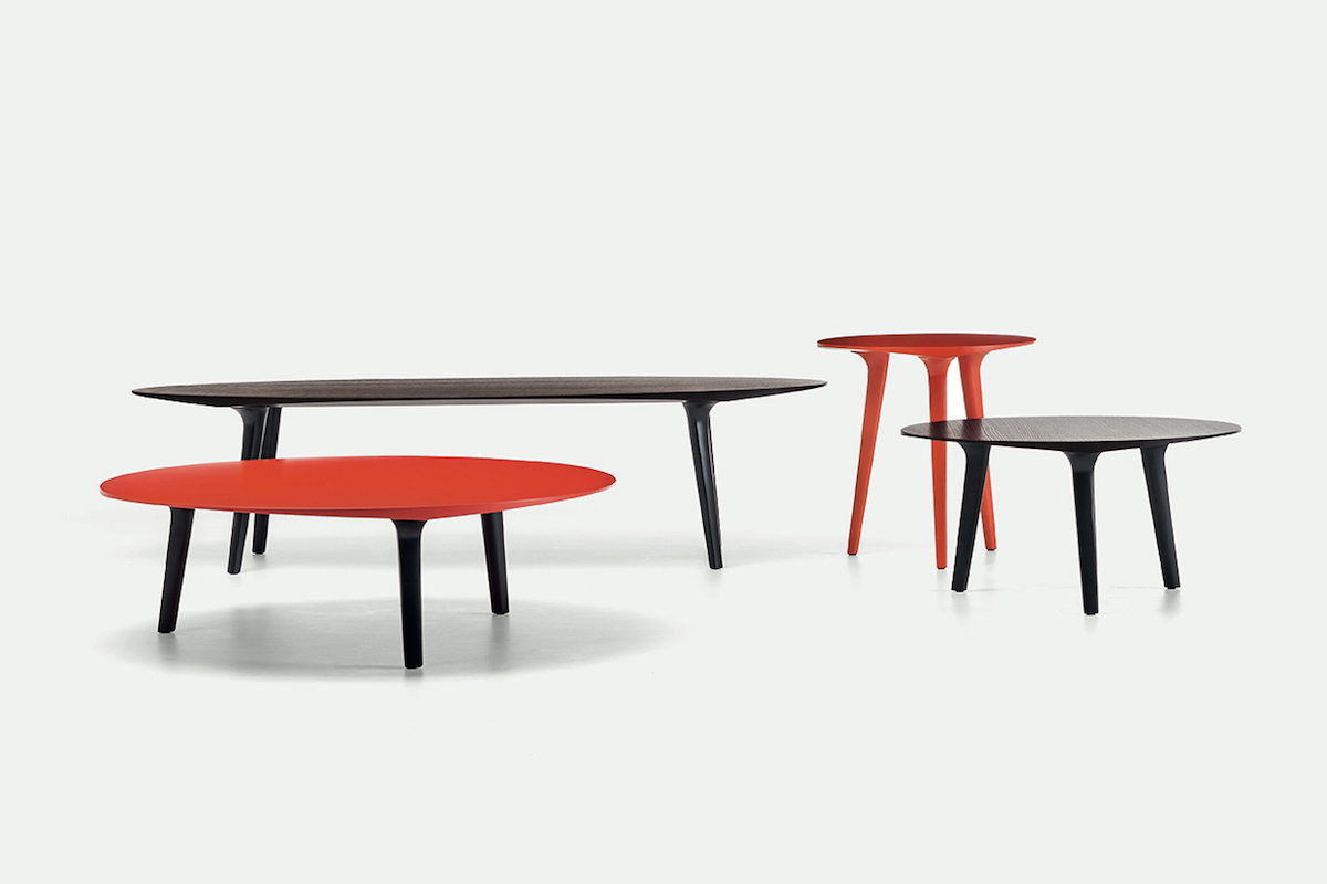 The Collection Of Tables Made By Italian Furniture Company Bross