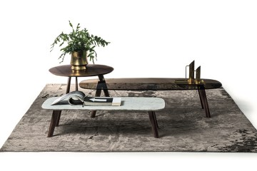 bross coffee table wood walnut oak sizes shapes living area