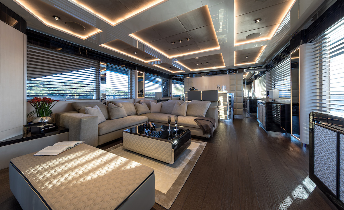 luxury yachts mega-yachts new motor-yachts dominator interior