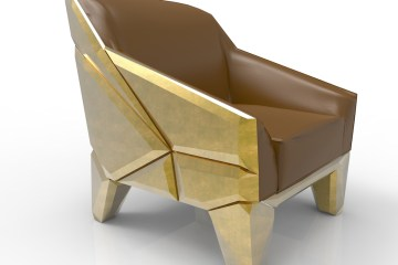 luxurious luxury furniture unique pieces of art handcrafted new golden armchairs chair