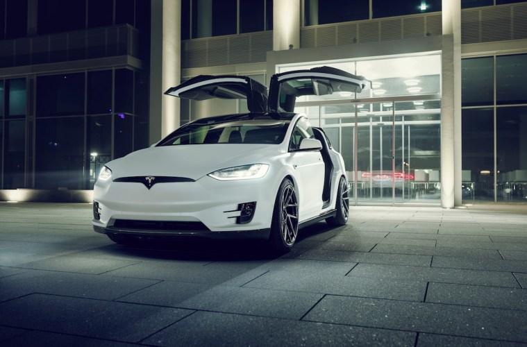 novitec veredelung tuning individualisierung luxusautos tesla model x suv