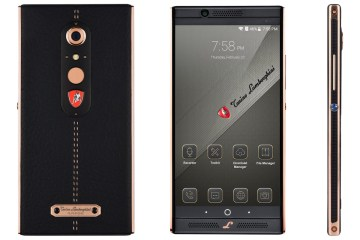 lamborghini smartphones accessory luxury products brand lightweight design unique smartphone