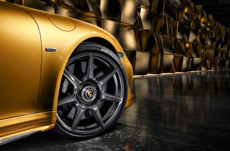 carbon wheels porsche 911 turbo s exclusive series lightweight carbon fibre technology dimensions