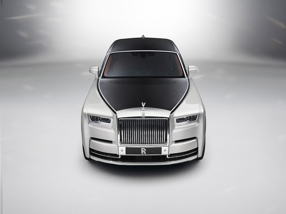 rolls-royce phantom models bespoke limited interior exterior new-phantom materials dashboard instrument panel history