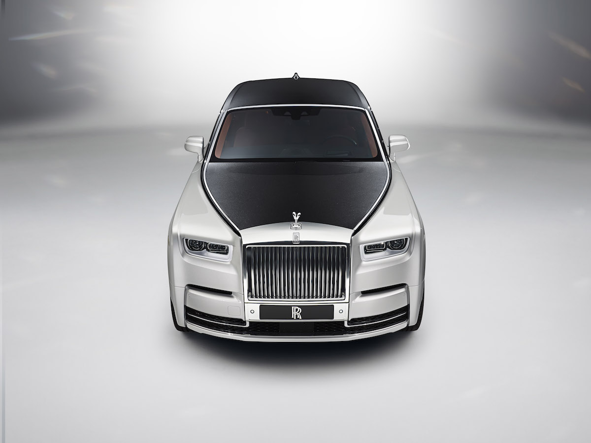 rolls-royce phantom modelle exterieur karosserie materialien design interieur innenraum