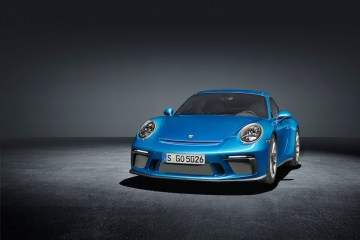 porsche 911 gt3 modelle ohne heckflügel heckspoiler ausstattungsvarianten innenausstattung serienausstattung