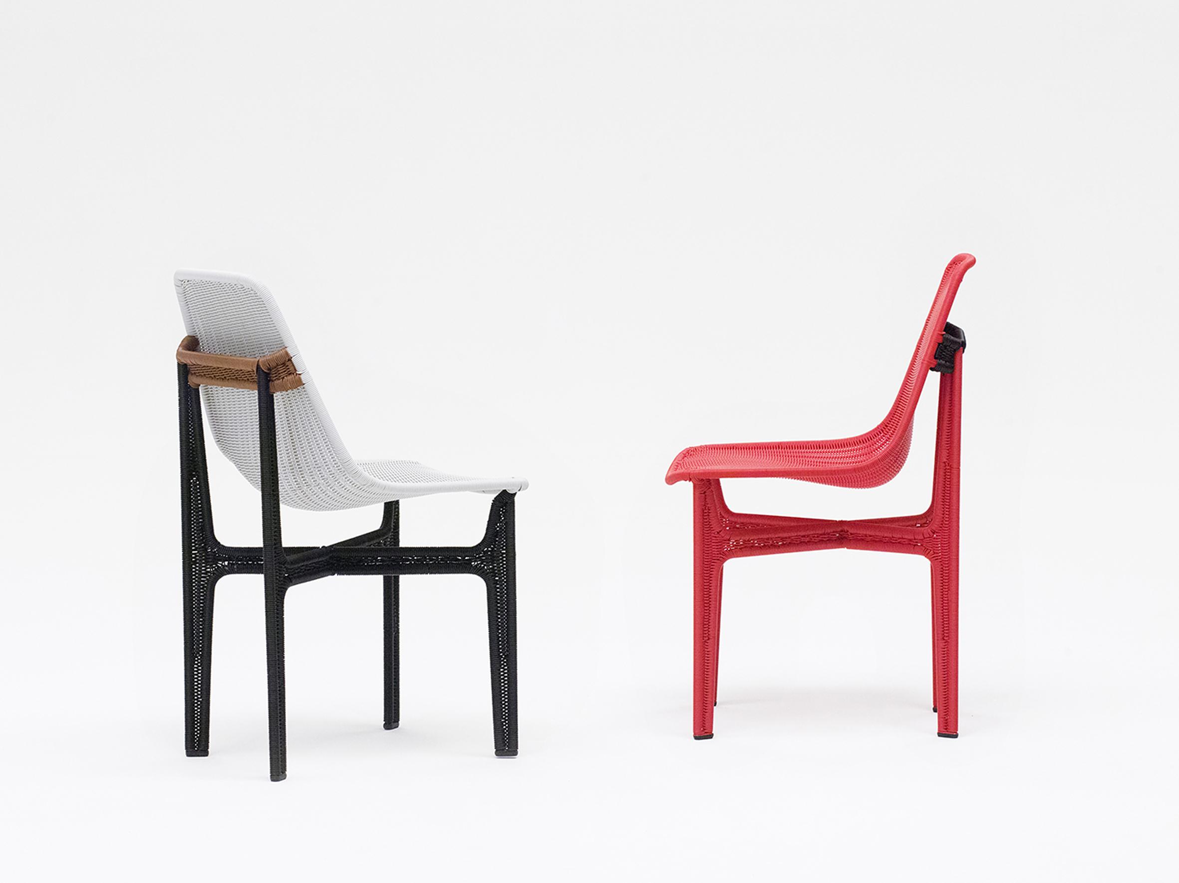 yamakawa chair furniture dining-chair synthetic rattan