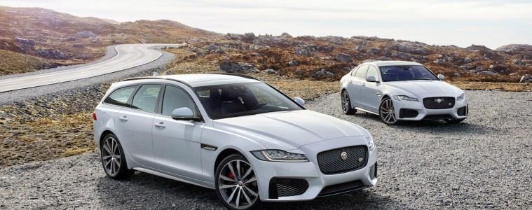 jaguar xf sportbrake kombi kombis limousine limousinen neu neuheiten innenraum sicherheit preise