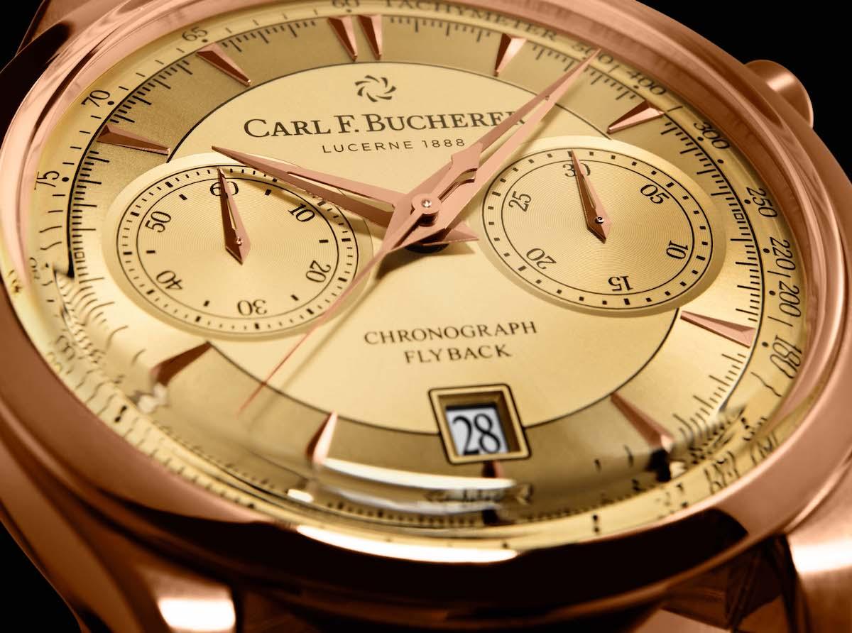 carl-f-bucher luxusuhren uhrenmodelle damenuhren herrenuhren limitiert schweizer schweiz uhrenmanufaktur luxus-uhren