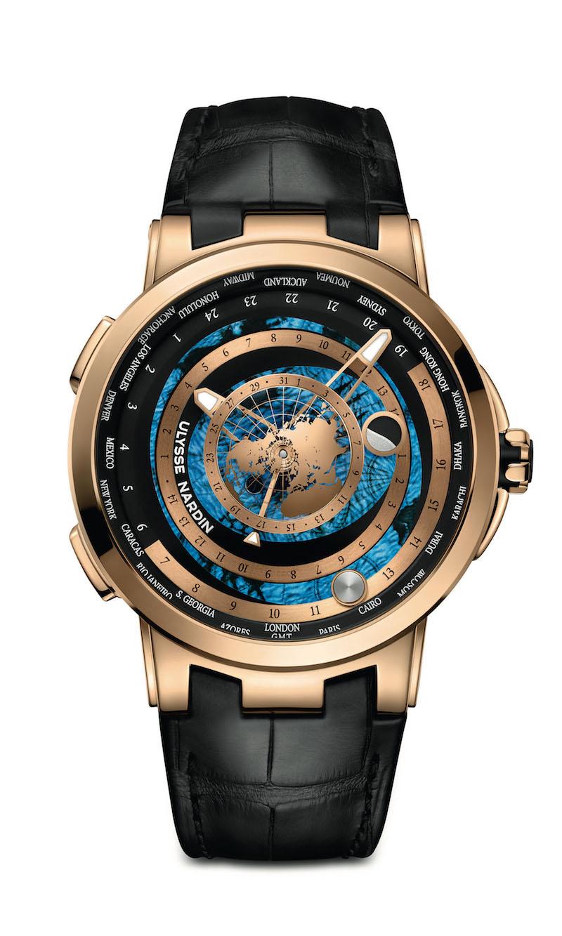ulysse nardin luxusuhren luxuriöse uhren schweiz schweizer luxus-uhren hersteller manufaktur limitier limitierte modelle armbanduhren
