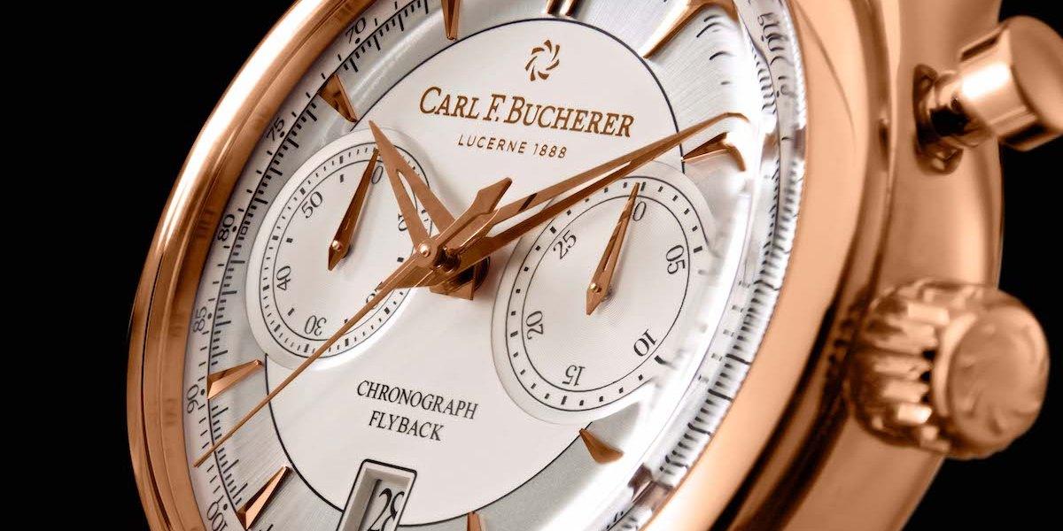carl-f-bucher luxusuhren uhrenmodelle damenuhren herrenuhren limitiert schweizer schweiz uhrenmanufaktur