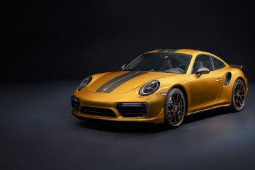 porsche 911 turbo s model models limited special sports car special-edition