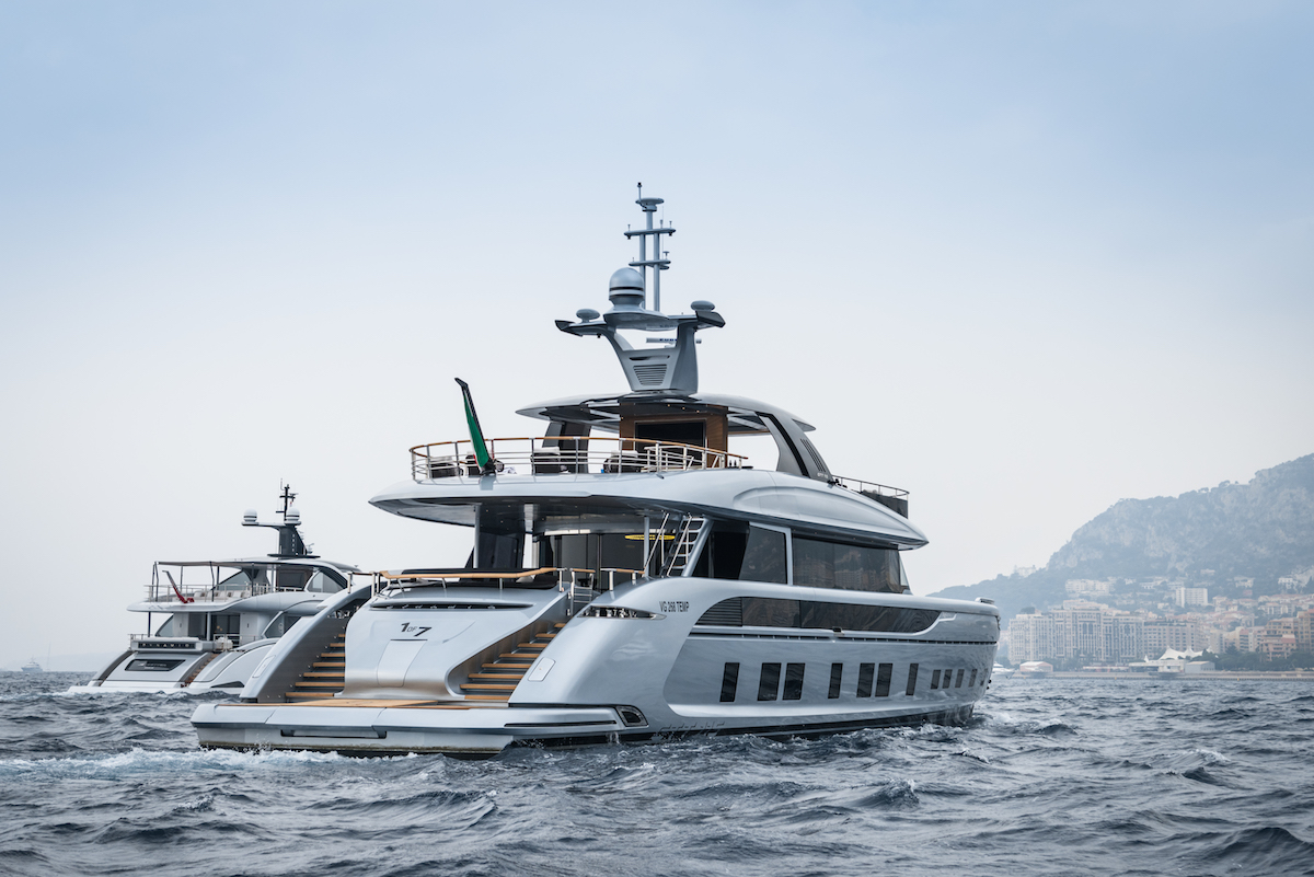 dynamiq porsche design superyacht yacht yachts superyachts yachting brands companies manufacturers builders sale prices unique
