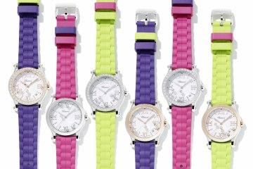 luxury watches timepieces swiss switzerland watchmaker sport-watches trends colours