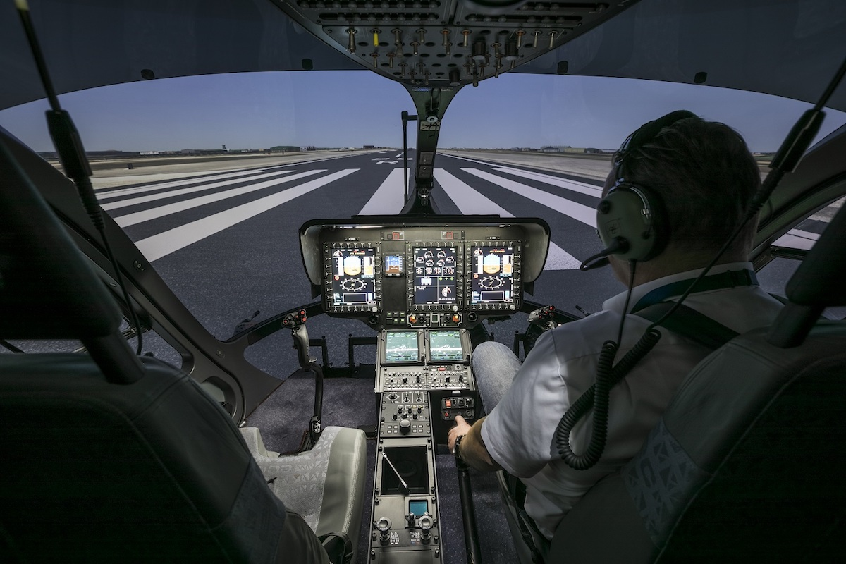 airbus helikoptersimulatoren hubschraubersimulatoren simulator simulatoren hersteller unternehmen flightsimulator flugzeuge helikopter hubschrauber