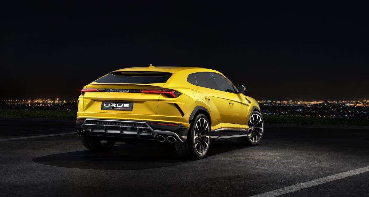 lamborghini urus suv sport utility vehicle offroad first model luxury segment driving models