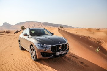 maserati levante levante-s diesel petrol engines model models year 2018 suv granlusso gransport versions sound system harman kardon