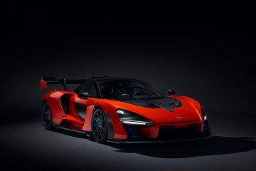 mclaren senna ayrton-senna limited edition series sports car supercar supercars cars models novelties new road-legal