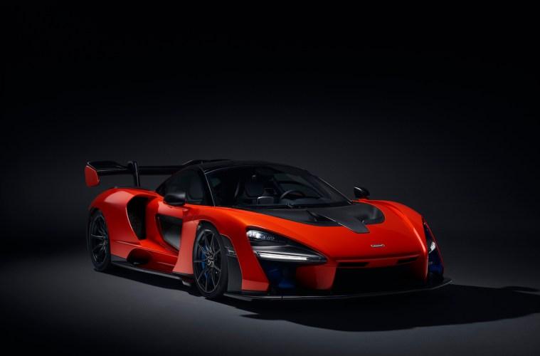 mclaren senna ayrton-senna limited edition series sports car supercar supercars cars models novelties new road-legal