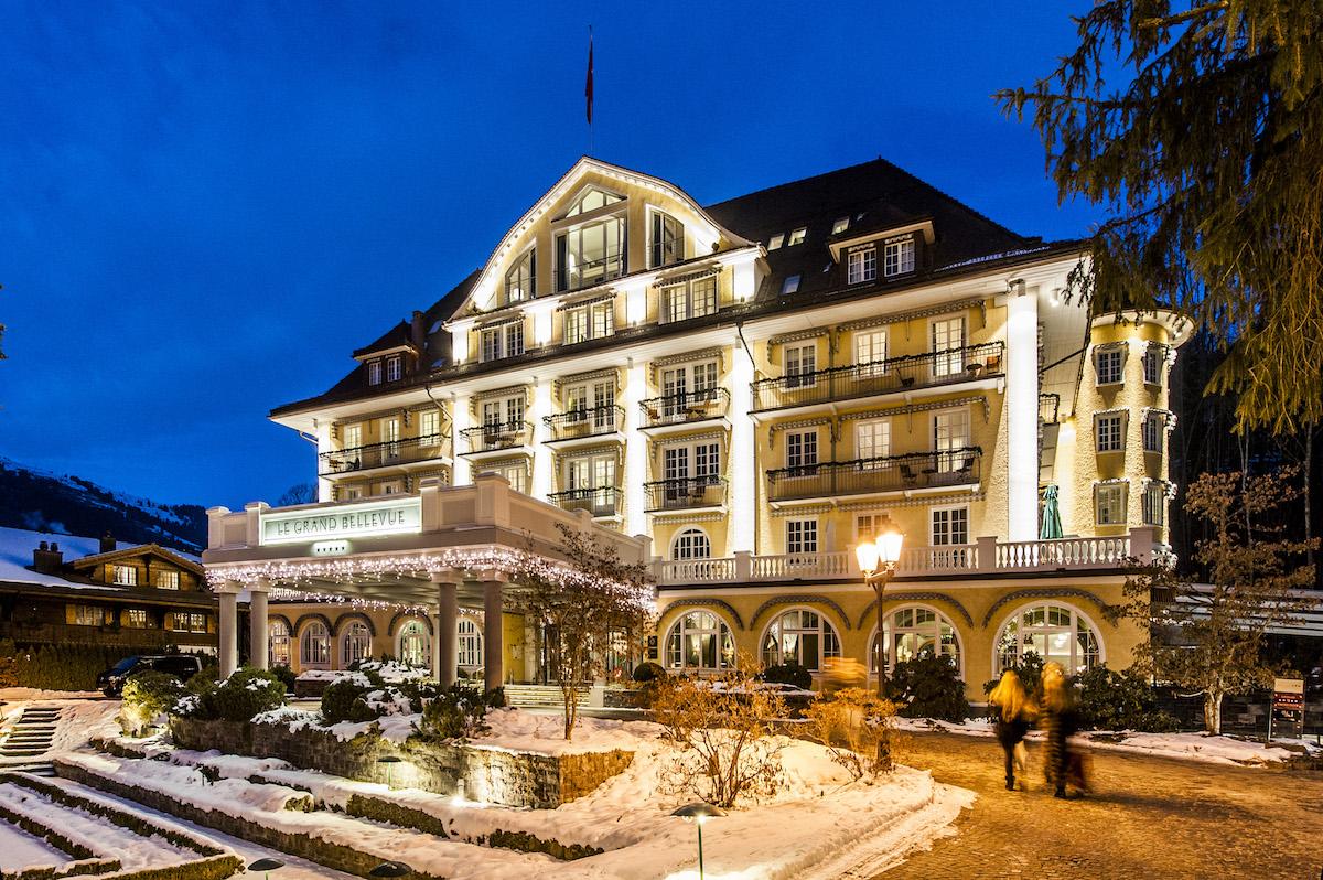le grand bellevue luxushotels luxushotel gstaad schweiz winter wintersaison 2017 2018 wellness spa