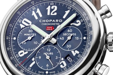 chopard swiss luxury watches switzerland chronographs stainless steel mille miglia limited editions men gentlemen models