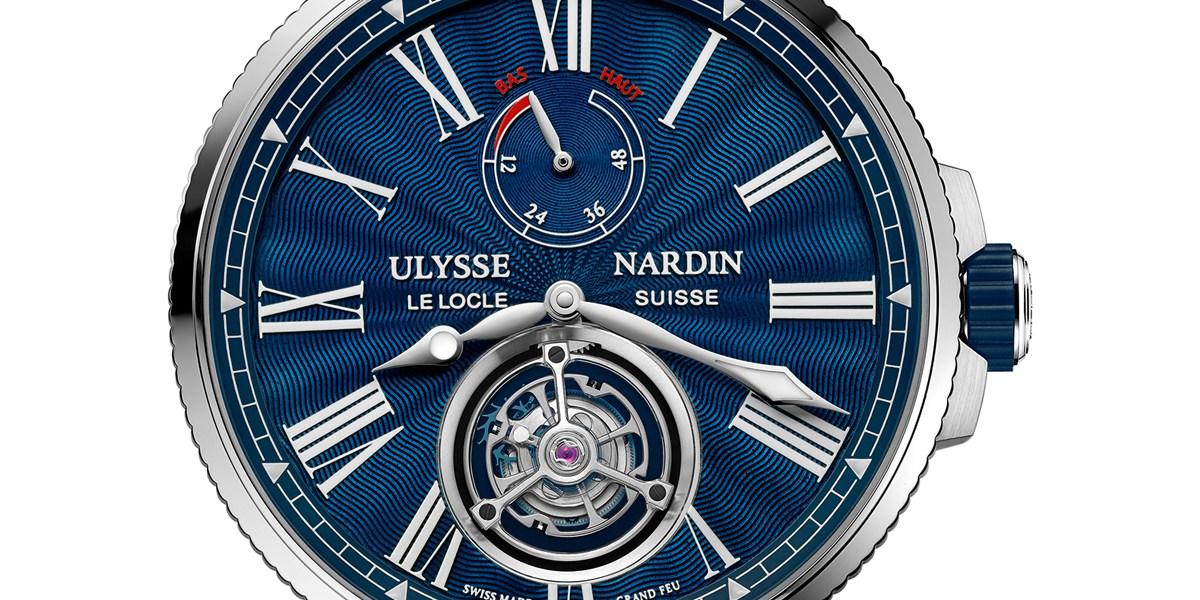 ulysse nardin luxus uhren luxuriös armbanduhren armband alligatorleder uhrenhersteller uhrenmanufaktur schweiz schweizer modelle edelstahl limitiert