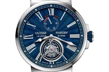 ulysse nardin tourbillon tourbillons watch watches wristwatches swiss switzerland enamel timepieces watchmakers companies handcrafted roman numerals