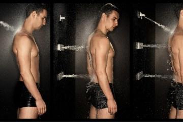 dornbracht dusche duschen hersteller deutschland spa bad luxus premium massage muskulatur gesundheit