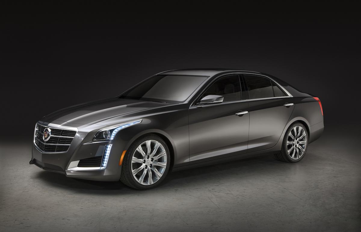 cadillac cts luxuslimousinen premiumsegment mittelklasse mittelklasse-limousinen hersteller usa automarken luxus-limousine limousine allradantrieb