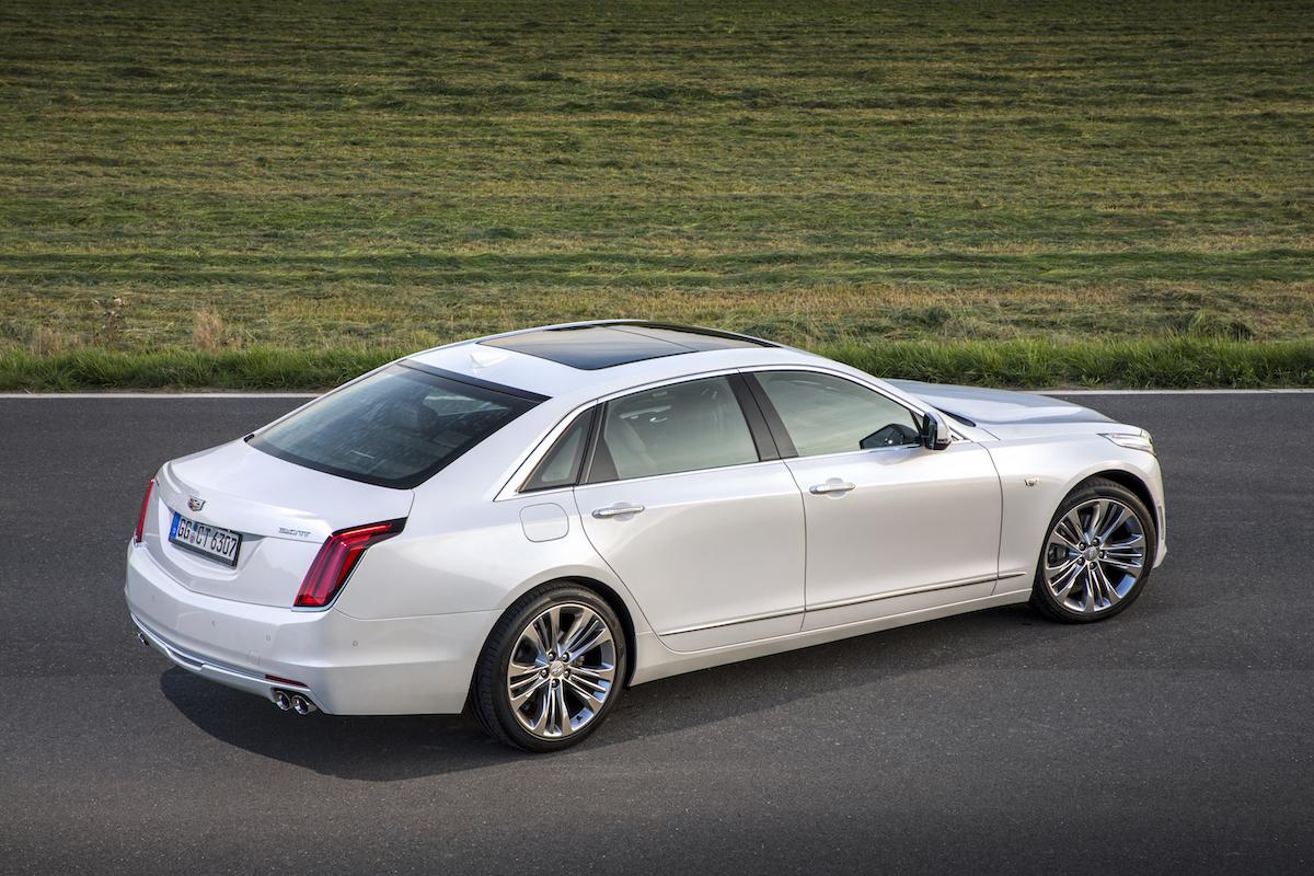 cadillac ct6 luxus premium limousinen hersteller marken luxuslimousinen preise schweiz deutschland modelle premiummodelle fahrzeuge usa amerikanisch