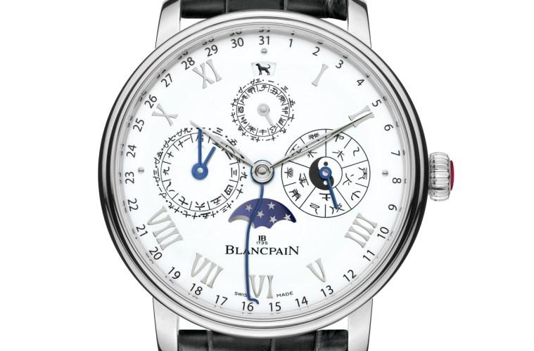 blancpain schweizer luxusuhren schweiz modelle neuheiten herrenuhren uhren herren limitiert limitierte armbanduhren rotgold platin weißgold