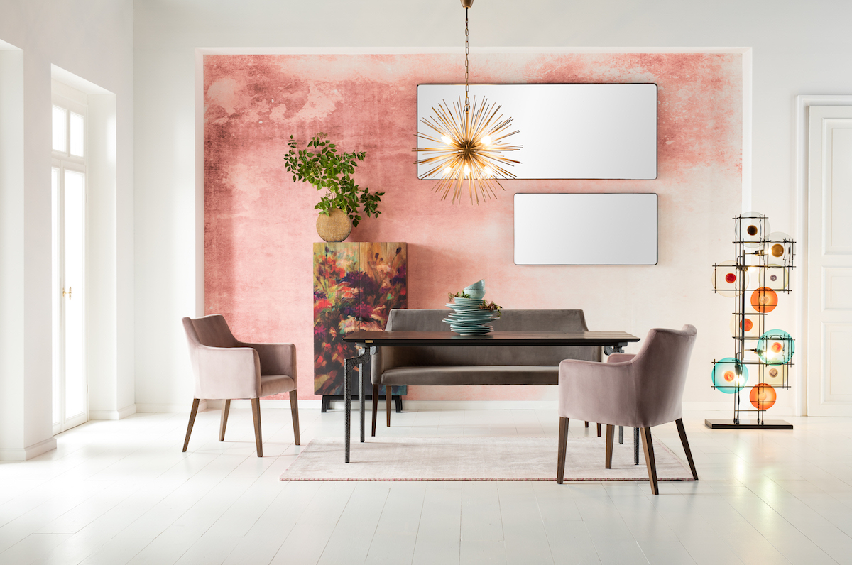 KARE Design präsentiert die Wohntrends 2018 - Proudmag.com