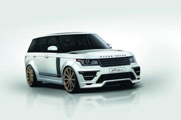 Arden Range Rover LG Tuning