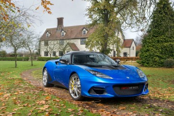 lotus evora gt410 sport new model models sports cars