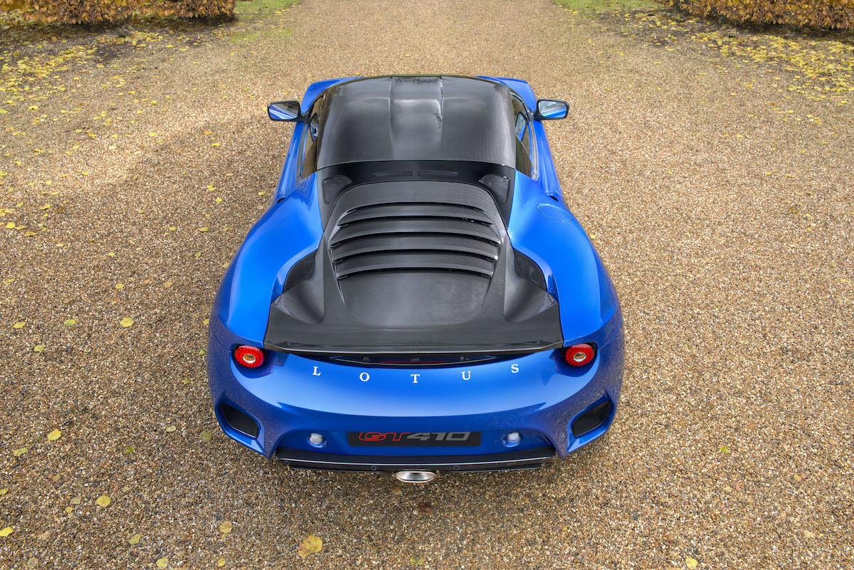 lotus evora gt410 sport new model models sports cars supercharged