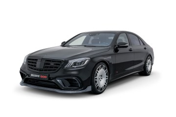 brabus mercedes-benz modelle limousinen luxuslimousinen allradantrieb luxus-limousinen modelle neuheiten 2018