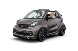 brabus ultimate 125 smart fortwo models limited cabrio special models