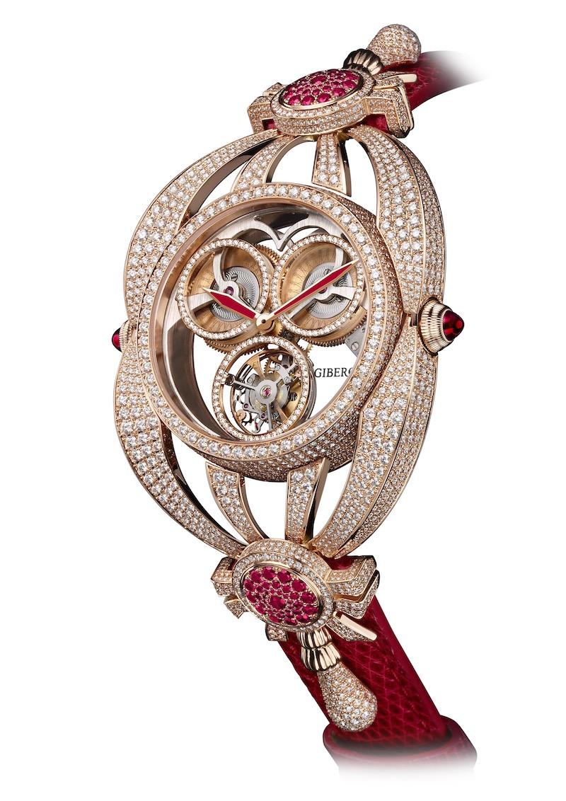 giberg watches luxury baselworld 2018 men women swiss switzerland diamonds